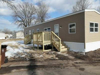 Mobile Home at 3600 Sheffield Ave Lot 437 Hammond, IN 46327