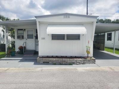 Mobile Home at 4300 East Bay Drive Lot 335 Clearwater, FL 33764