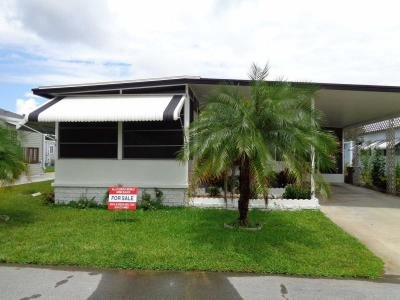 Mobile Home at 7545 Seville Ave New Port Richey, FL 34653