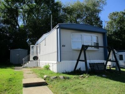 Mobile Home at 164 Manistee New Hudson, MI 48165