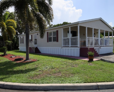 Mobile Home at 2400 NW 22nd Way Lot 199 Boynton Beach, FL 33436