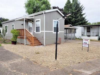 Mobile Home at 77500 S Sixth Street, Sp. #D-6 Cottage Grove, OR 97424