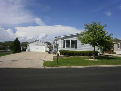 Mobile Home at 10660 W. Silverlake Dr. Frankfort, IL 60423