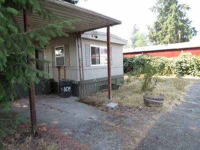 Mobile Home at 1530 Tamarack Street, Sp. #105 Sweet Home, OR 97386
