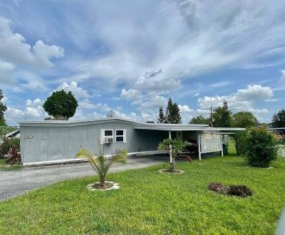 Mobile Home at 1577 Parkgate Dr Kissimmee, FL 34746