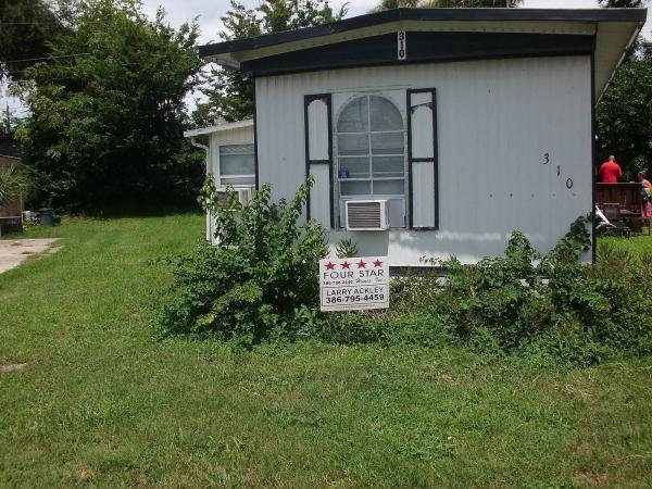 Photo 1 of 2 of home located at 310 Davy Road South Daytona, FL 32119