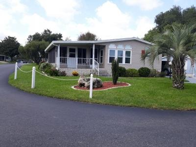 Mobile Home at 5548 S.w. 58th Pl. Ocala, FL 34474