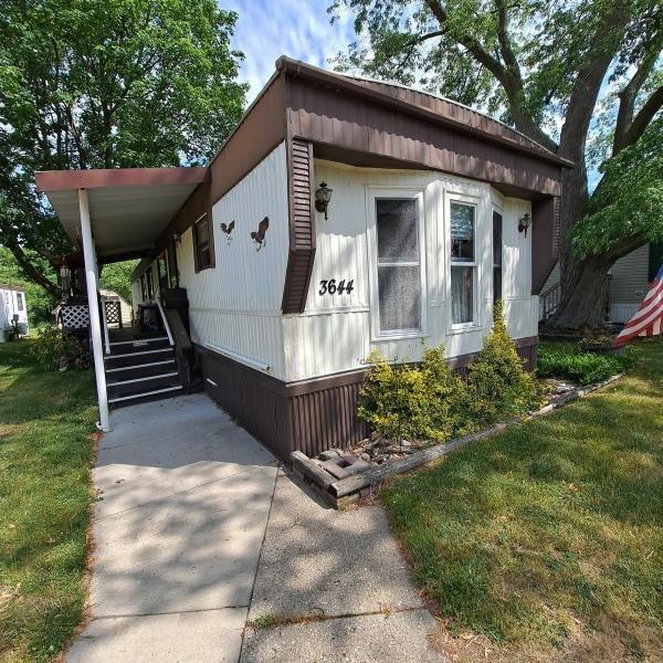 Photo 1 of 2 of home located at 3644 Jay Dr Lot 83 Kalamazoo, MI 49008