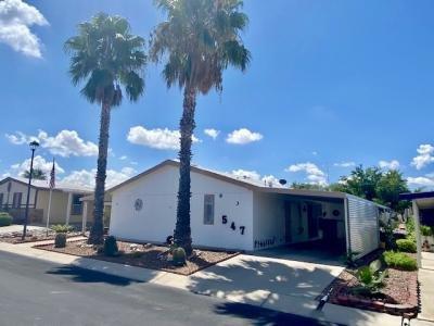 Mobile Home at 8401 S Kolb Rd #547 Tucson, AZ 85756