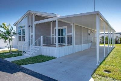 Mobile Home at 3244 State St. Hollywood, FL 33021