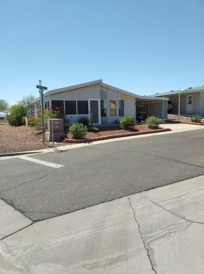 Mobile Home at 2350 Adobe Road Lot #F3 Bullhead City, AZ 86442