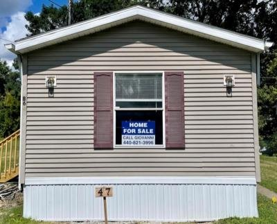 Mobile Home at 3941 State Road Lot 47 Cuyahoga Falls, OH 44223