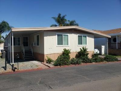 Mobile Home at 2907 S Santa Fe Rd. #75 San Marcos, CA 92069