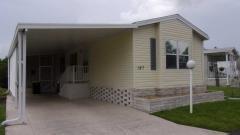 Photo 1 of 16 of home located at 701 Aqui Esta Dr. #187 Punta Gorda, FL 33950