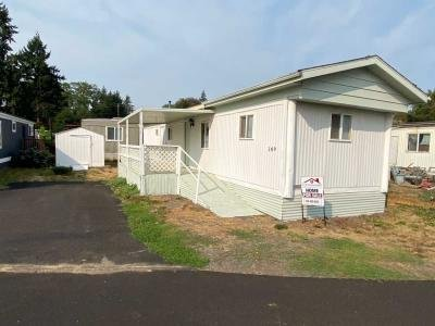 Mobile Home at 1530 Tamarack Street, Sp. #109 Sweet Home, OR 97386