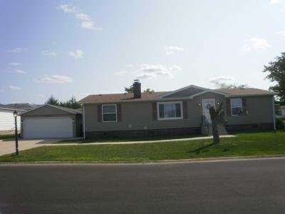 Mobile Home at 10709 W. Silver Lake Dr. Frankfort, IL 60423