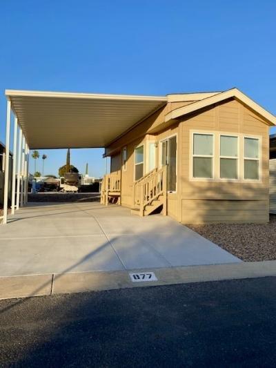 Mobile Home at 2121 S Pantano Rd #877 Tucson, AZ 85710