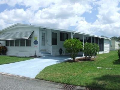 Mobile Home at 34 Calypso Cay Vero Beach, FL 32966