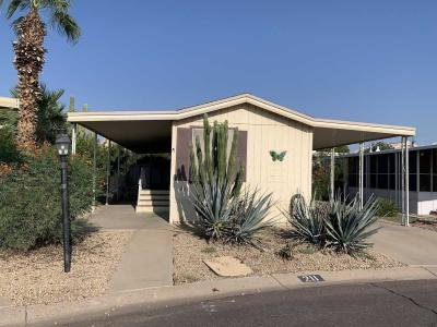 Mobile Home at 11411 N 91st Ave #211 Peoria, AZ 85345