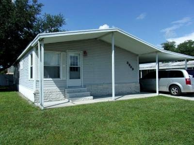 Mobile Home at 8909 Waterway Dr Tampa, FL 33635