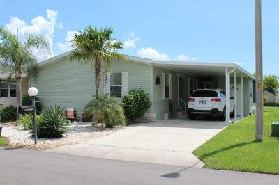 Mobile Home at 3930 Cypress Run Rd #348 North Fort Myers, FL 33917