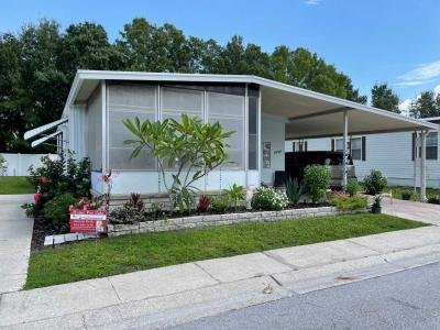 Mobile Home at 15666 49th Street N, #1004 Clearwater, FL 33762
