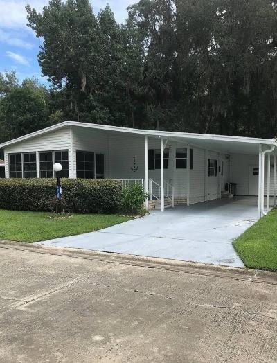 Mobile Home at 1738 Persimmon Circle  Lot 13 Edgewater, FL 32132
