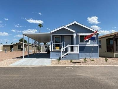Mobile Home at 10936 E. Apache Trail, Lot#76 Apache Junction, AZ 85120