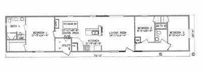 Mobile Home at 2907 Green Tree Elkhart, IN 46514