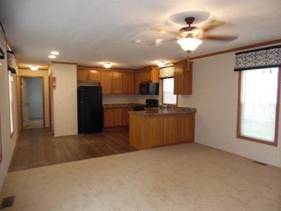 Mobile Home at 1344 Chalet St. Newport, MI 48166