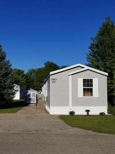 Mobile Home at 2843 N. Sandy Dr. Ludington, MI 49431