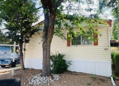 Mobile Home at 1801 W 92nd Ave #687 Denver, CO 80260