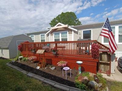 Mobile Home at 24744 Frontier Circle Flat Rock, MI 48134