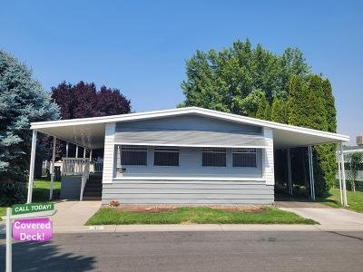 Mobile Home at 675 Parlanti Ln #22 Sparks, NV 89434