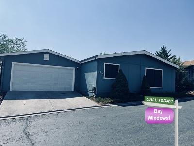 Mobile Home at 36 Chianti Way Reno, NV 89512