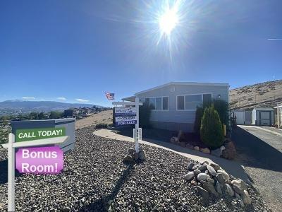Mobile Home at 3783 Joy Ln Reno, NV 89512