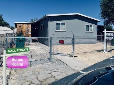Mobile Home at 48 Iris Reno, NV 89512