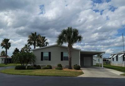 Mobile Home at 1410 Whispering Pines Loop Frostproof, FL 33843
