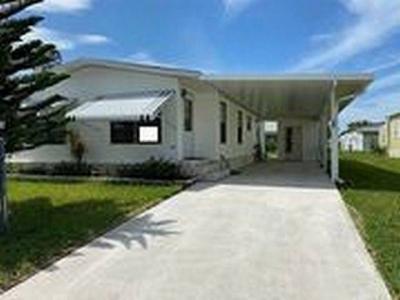 Mobile Home at 14086 Cancun Avenue Fort Pierce, FL 34951