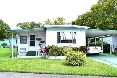 Mobile Home at 825 Poinsettia St. Casselberry, FL 32707