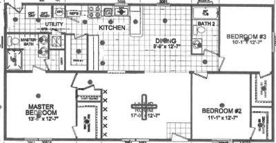Mobile Home at 661 Alder Manteno, IL 60950