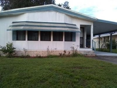 Mobile Home at 5520 S.w. 61st Pl. Ocala, FL 34474