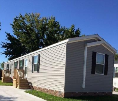 Photo 3 of 4 of home located at 9814 Joan Circle Site #091 Ypsilanti, MI 48197