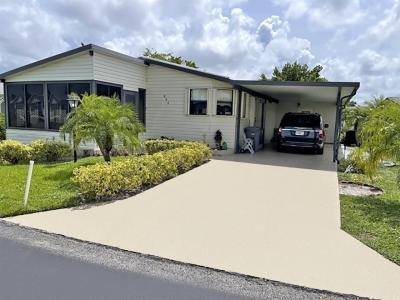 Mobile Home at 884 Sun Bird Lane Boynton Beach, FL 33436