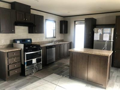 Mobile Home at 46357 Gabriell Dr., Site #1017 Macomb, MI 48044