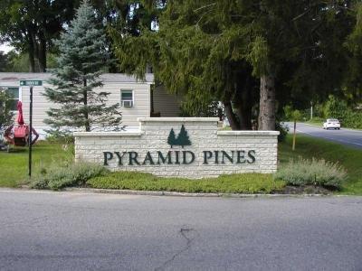 Mobile Home at 170 Pyramid Pines Saratoga Springs, NY 12866