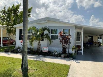 Mobile Home at 6551 NW 34 Ave Coconut Creek, FL 33073