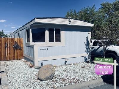 Mobile Home at 9 Panamint Dr Reno, NV 89506