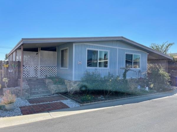 1980 Goldenwest Mobile Home For Sale