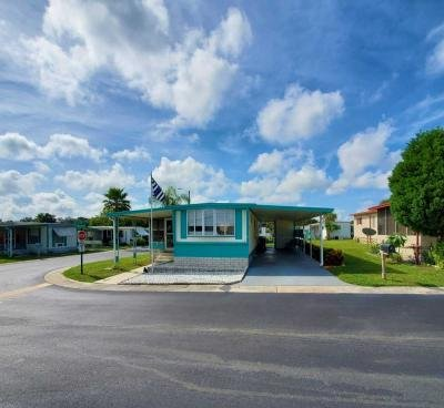 Mobile Home at 6534 Ketch Ln New Port Richey, FL 34653